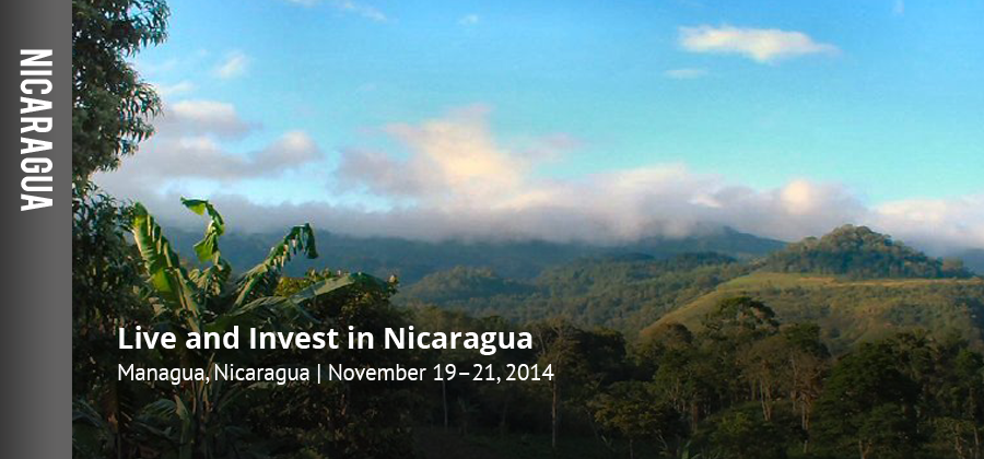Live and Invest in Nicaragua