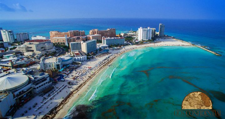 Cancun, Mexico offers high end retirement options.