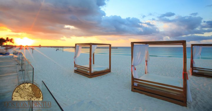 krystal beach cancun mexico