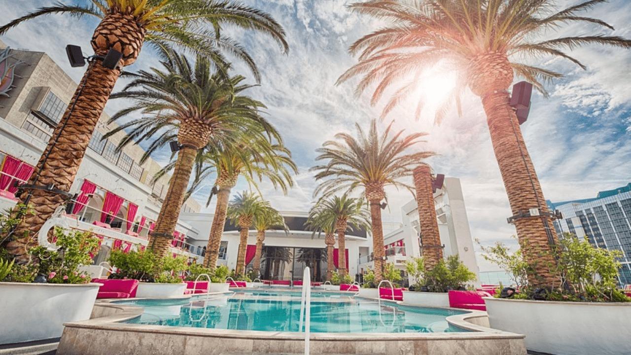Swimming Pool in Las Vegas