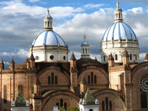 Cathedral in Ecuador