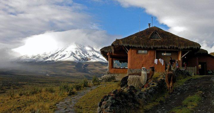 ecuador cotopaxi tambopaxi outside