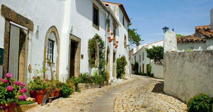 traditional houses in portugal