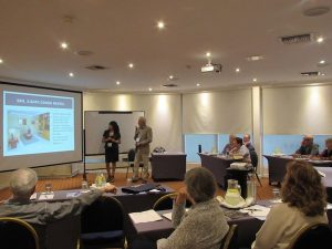 Presentation at the Ecuador conference