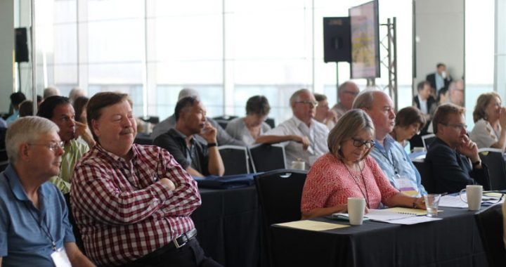 Conference attendees at our live and invest overseas conference