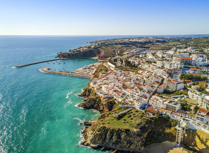The Agarve, Portugal