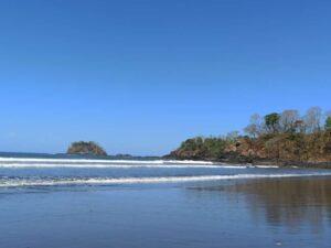 beach at los islotes