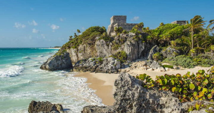 tulum mexico beach