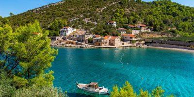 Island Hvar, Croatia.